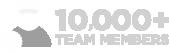 10,000 Team Members